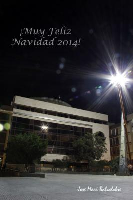 ¡FELIZ NAVIDAD 2014!