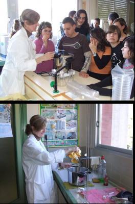 Autoclavamos caldo Luria para Escherichia coli