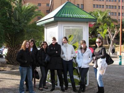 Desarrollo sostenible en el Campus de Espinardo