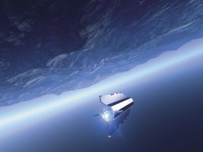 Nuevo satélite espacial europeo