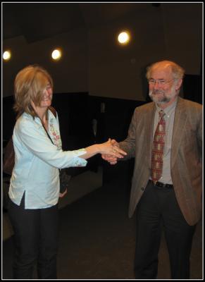 Conferencia de Erwin Neher, premio Nobel de medicina 1991